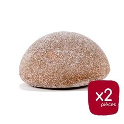 Mochiri Chocolat-Noisette x2