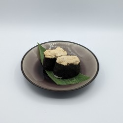 Sushi Gunkan Kani par paire