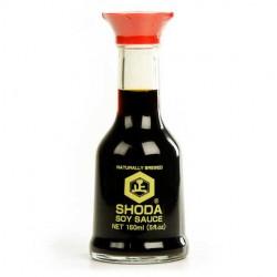 Sauce soja salée 150ml Shoda