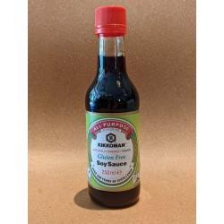 Sauce Soja sans gluten 250 ml Kikkoman